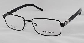 GENOVA - GA9339 BLACK, GUNMETAL - Mens