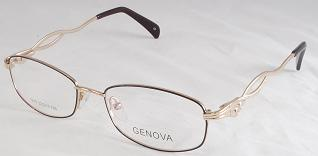 GENOVA - GA1210GOLD/BROWN - Womens