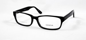 GENOVA - GA3004 Black - Mens