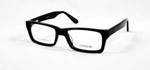 GENOVA - GA3005 Black - Mens