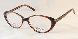 GENOVA-GA4017 Brown, Black - Womens