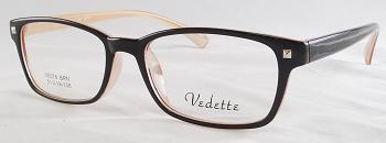 VEDETTE - VE078 Brown/Clear - Unisex