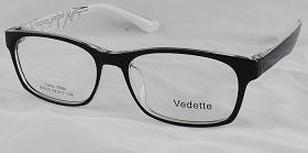 VEDETTE - VEB5210 Black/Clear